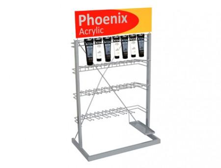 Phoenix Acrylic