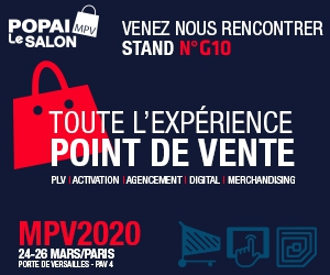 Nous revenons au hall d'exposition MVP 2020 Paris!
